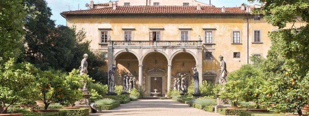 Giardino Corsini Florence