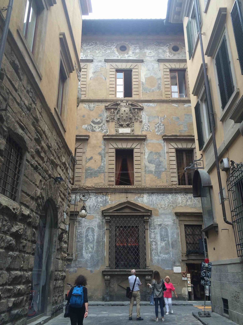 Florence street walks