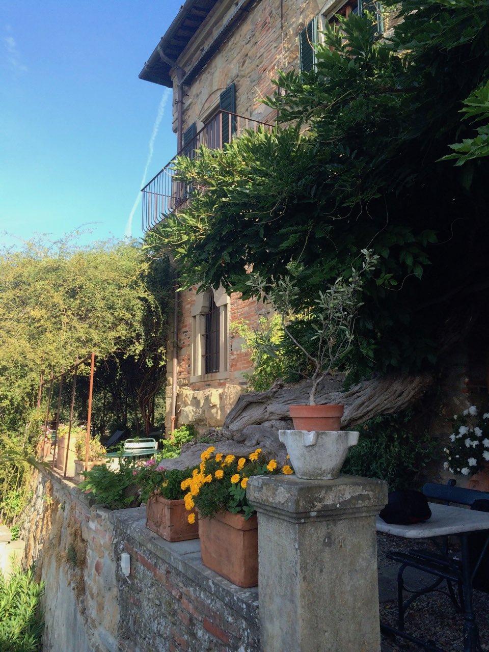 Pensione Bencista, Fiesole
