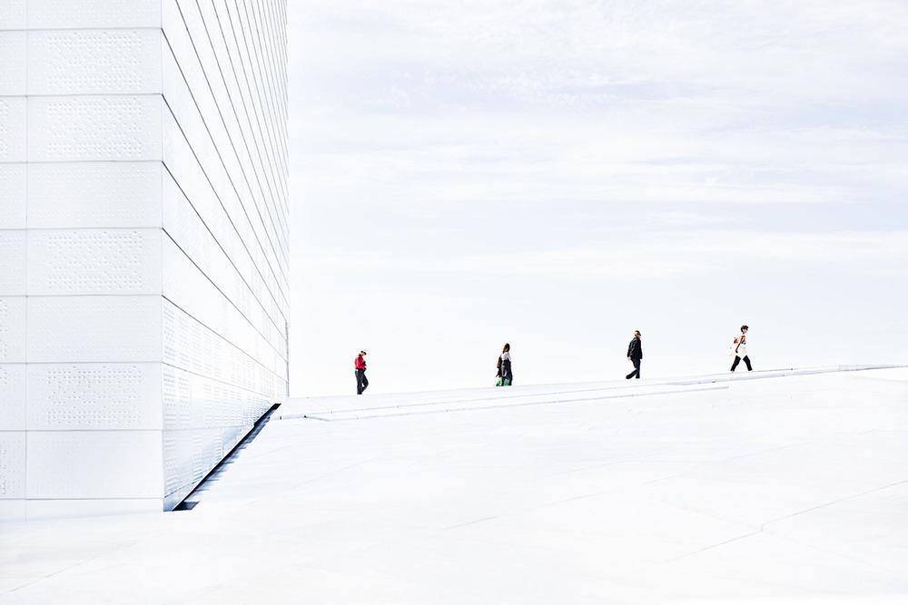 Oslo Opera House 2015 BADC Silver Award