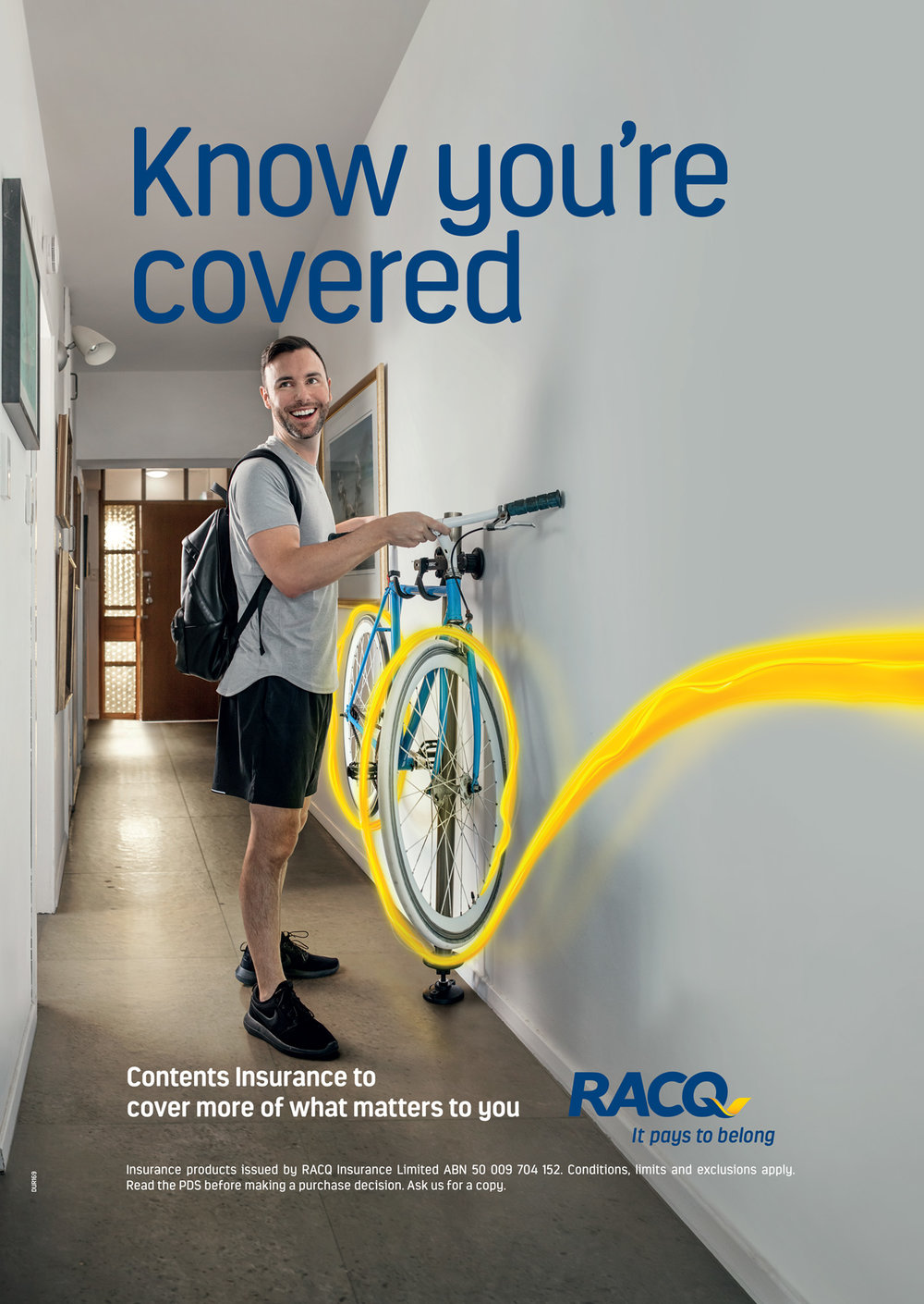 Client: RACQ Agency: Clemenger BBDO