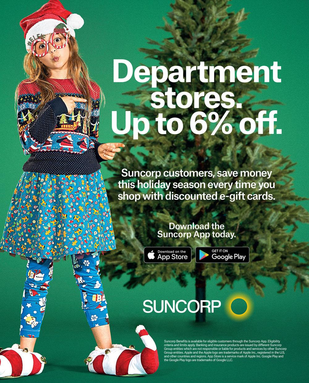Client: Suncorp Agency: Publicis