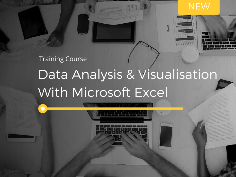 dotLogic - Data Analysis & Visualisation with Microsoft Excel