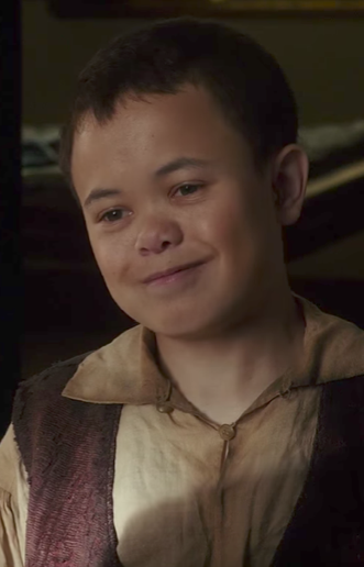Sam Humphrey Smiling at Hugh Jackman.png
