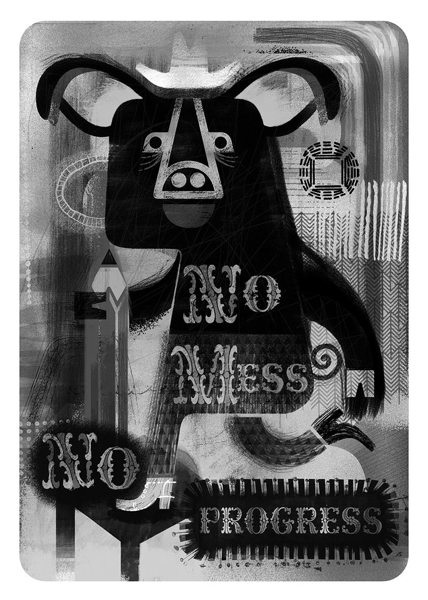 No Mess BW-web
