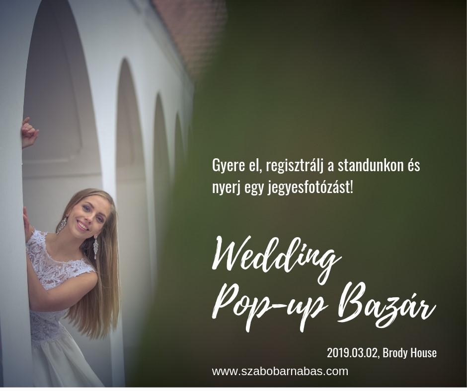 Várunk a Brody House-ban az udvari rész jobb sarkában. Amennyiben regisztrálsz nálunk, március 8-án, Nőnapon kisorsolunk egy ingyenes jegyesfotózást, melynek helyszíne Budapest és környéke.