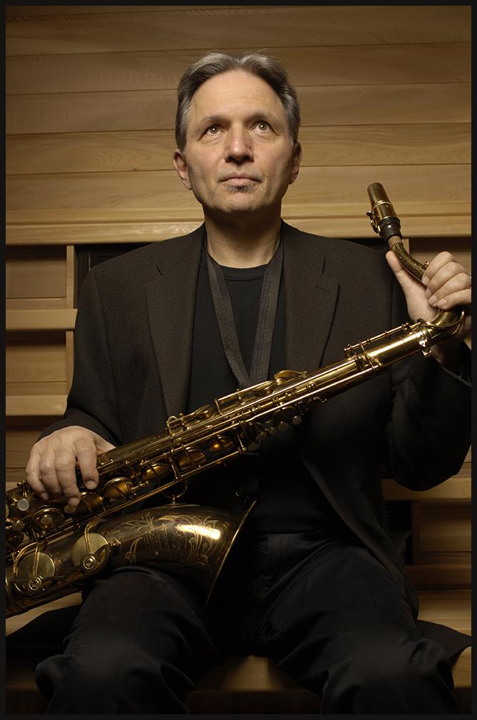 Jerry Bergonzi