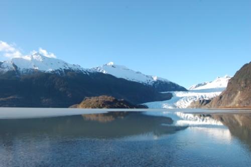 Mendenhall-glacier