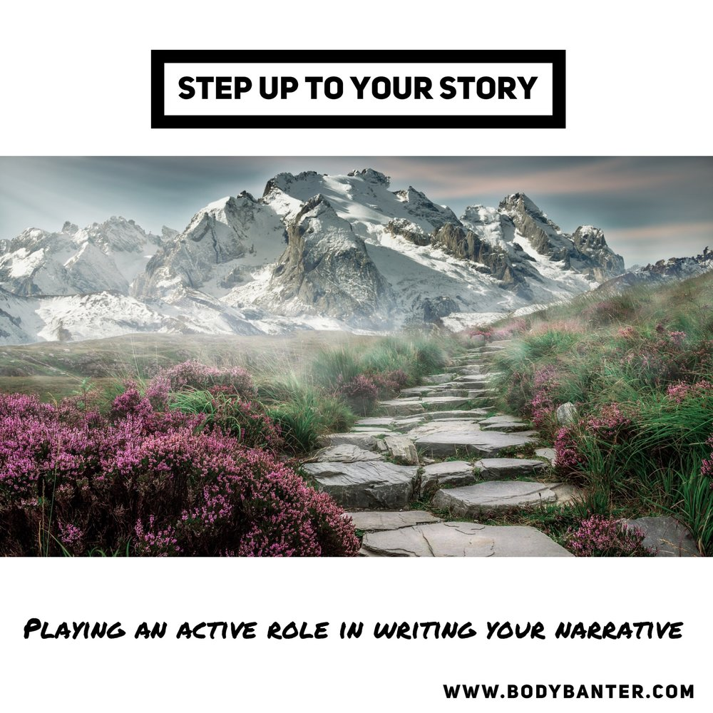 Step up to your story.JPG