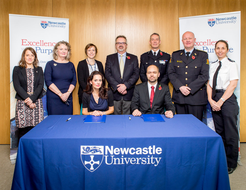 Newcastle University School of Psychology - Memorandum of Understanding