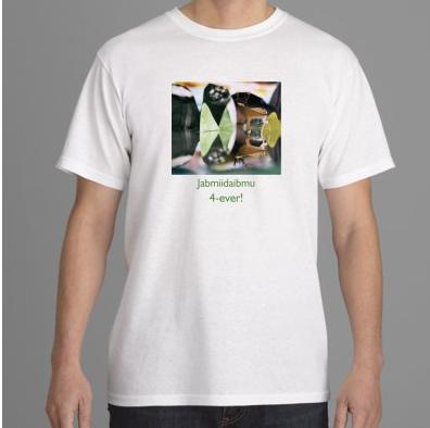 Jabmiidaibmu, T-shirt, ₯10222