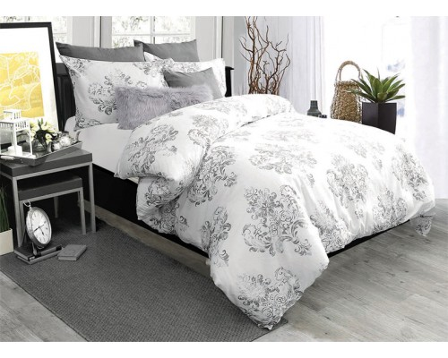 Romantic duvet cover