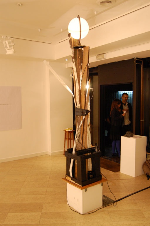 16:20 , Installation shot,  Prazi Rep  at Miroslav Kraljevic Galerija, Zagreb Croatia, 2009.