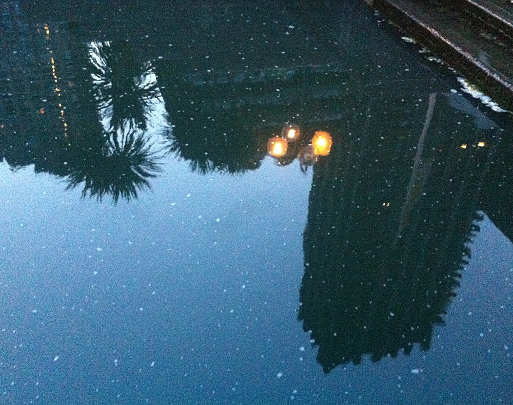 Barbican Reflecter,  Photograph, Adam Watts 2014
