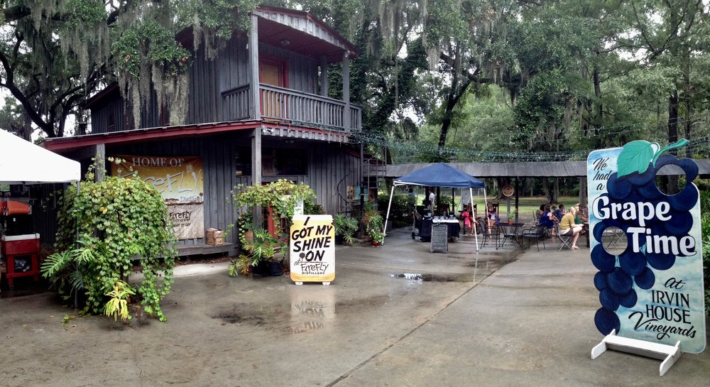 firefly is a must stop on my weekend guide to charleston south carolina