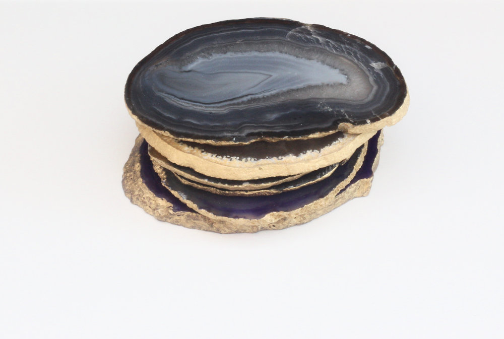 DIY-agate-coasters