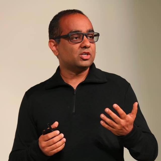 Rajiv Pant, Managing Partner