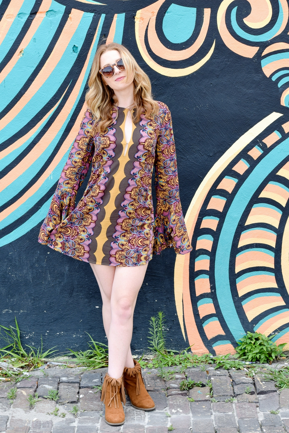 Ossie Vibes Tunic