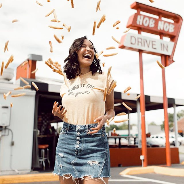 It's Fri-YAY ✨🍟 What are you wearing this weekend?!