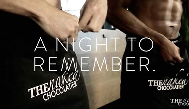 #ANightToRemember #TheNakedChocolatier #Parties #HenParties #birthdays #henparties #events #cheshire #manchester