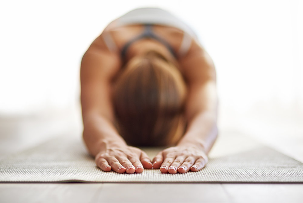 Feel Good in Your Body. Live with Less Stress & Anxiety. - Foster positive change in your body and mind with private, personalized yoga and meditation classes.