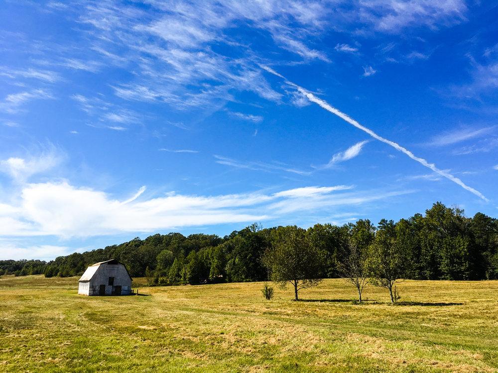 Vaughters Farm, October 1, 2017