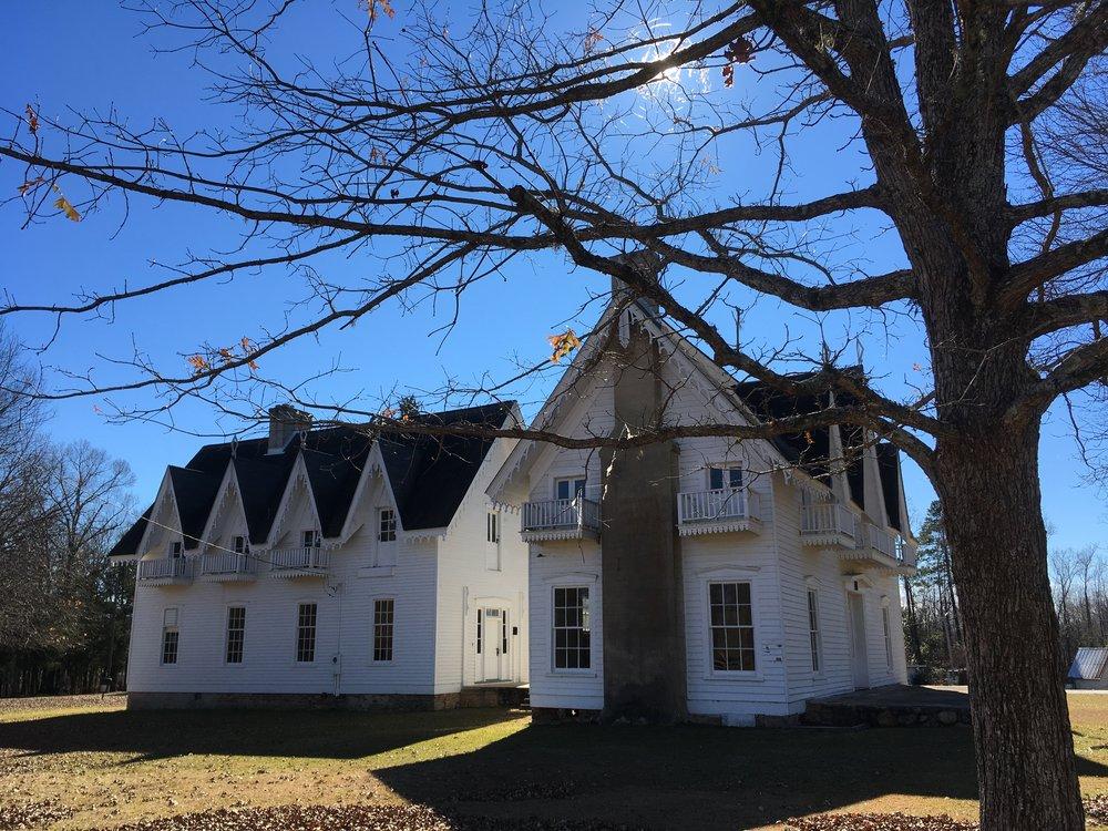 Penn Yonge House, December 24, 2018