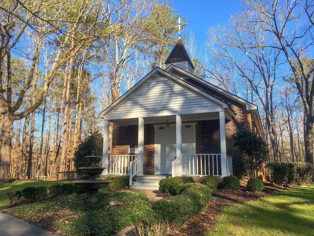 Chapel, January 25, 2019