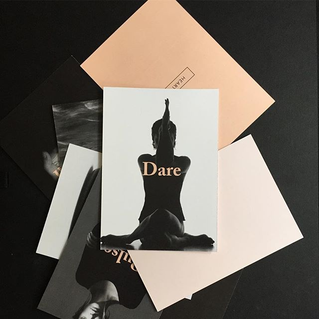 We D A R E you to try our Self Care Cards. 💌 Print or digital, for yourself or a friend, little reminders how to check in with your intuition and follow your inner voice #underwearablesselfcare #mindfulness #sunday #weekendmood #daretodream #daretofly #selfdevelopment #innercompas #betteryou #careforyourself