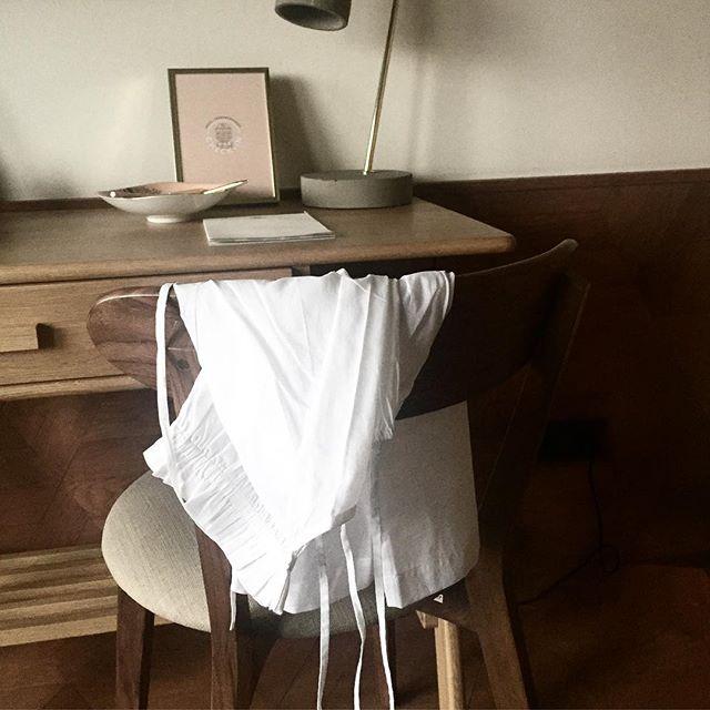 Hotel Home 💌🖋 #homeiswheretheheartis #underwearableshotel #homedecor #homeoffice #sundayfeeling #organiccotton #interiordesign #sunday