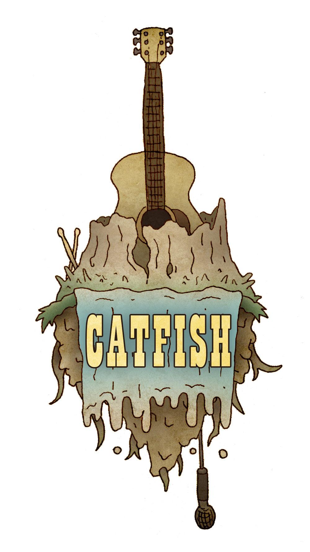 Catfish (band) logo 2016