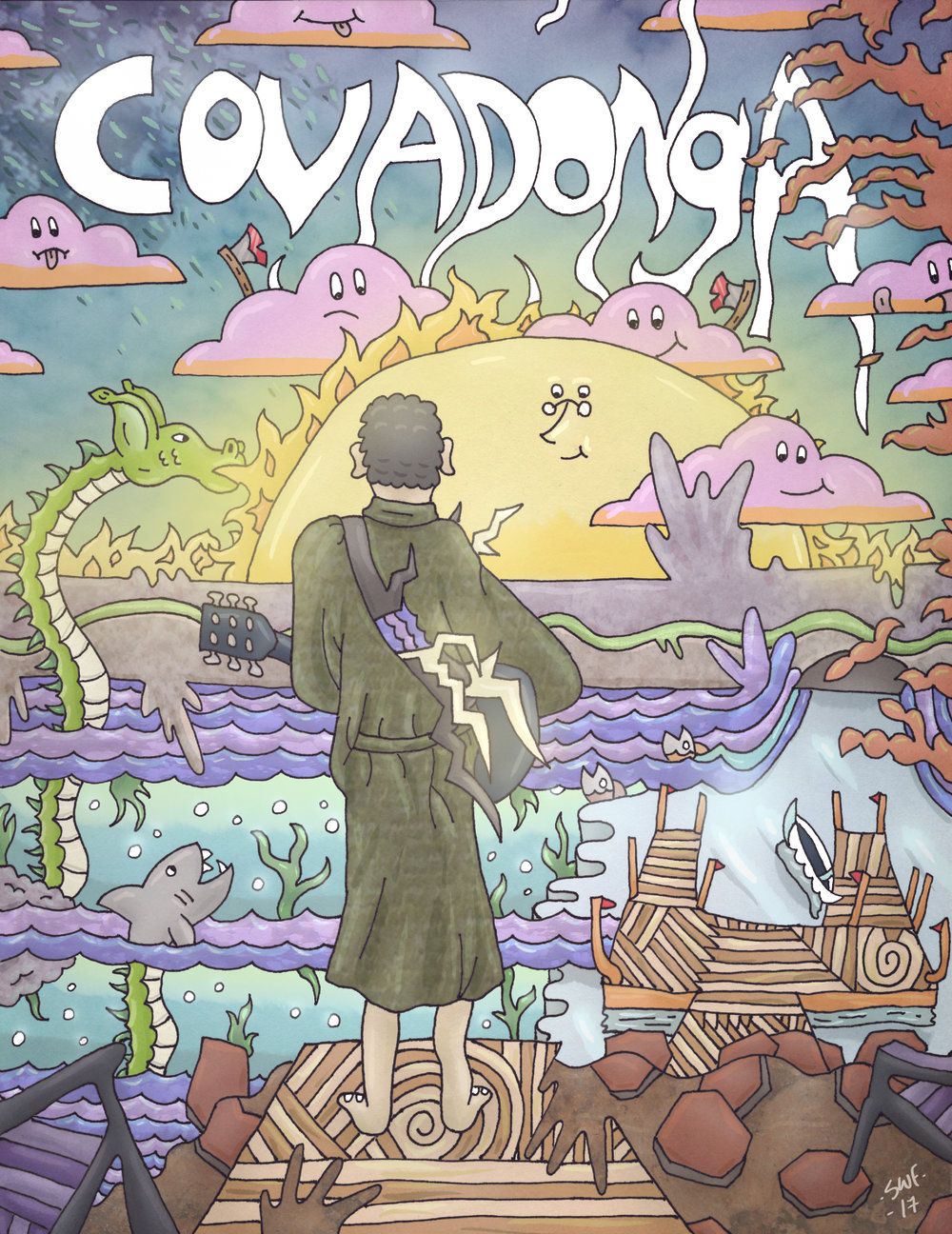 Covadonga film poster 2017