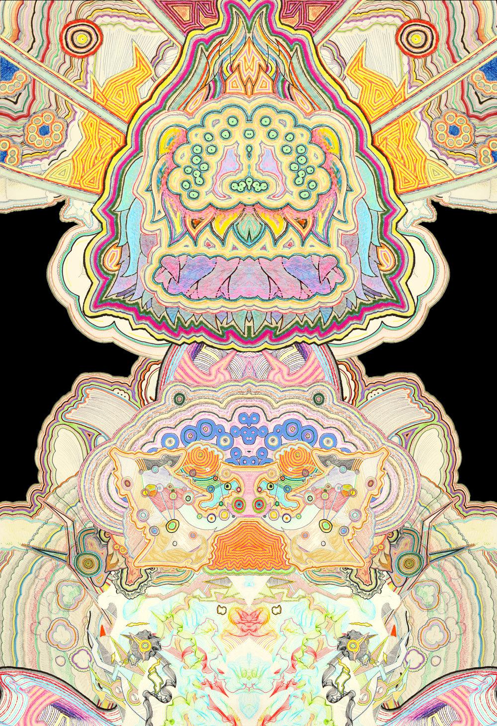 Anemone God #2 2015
