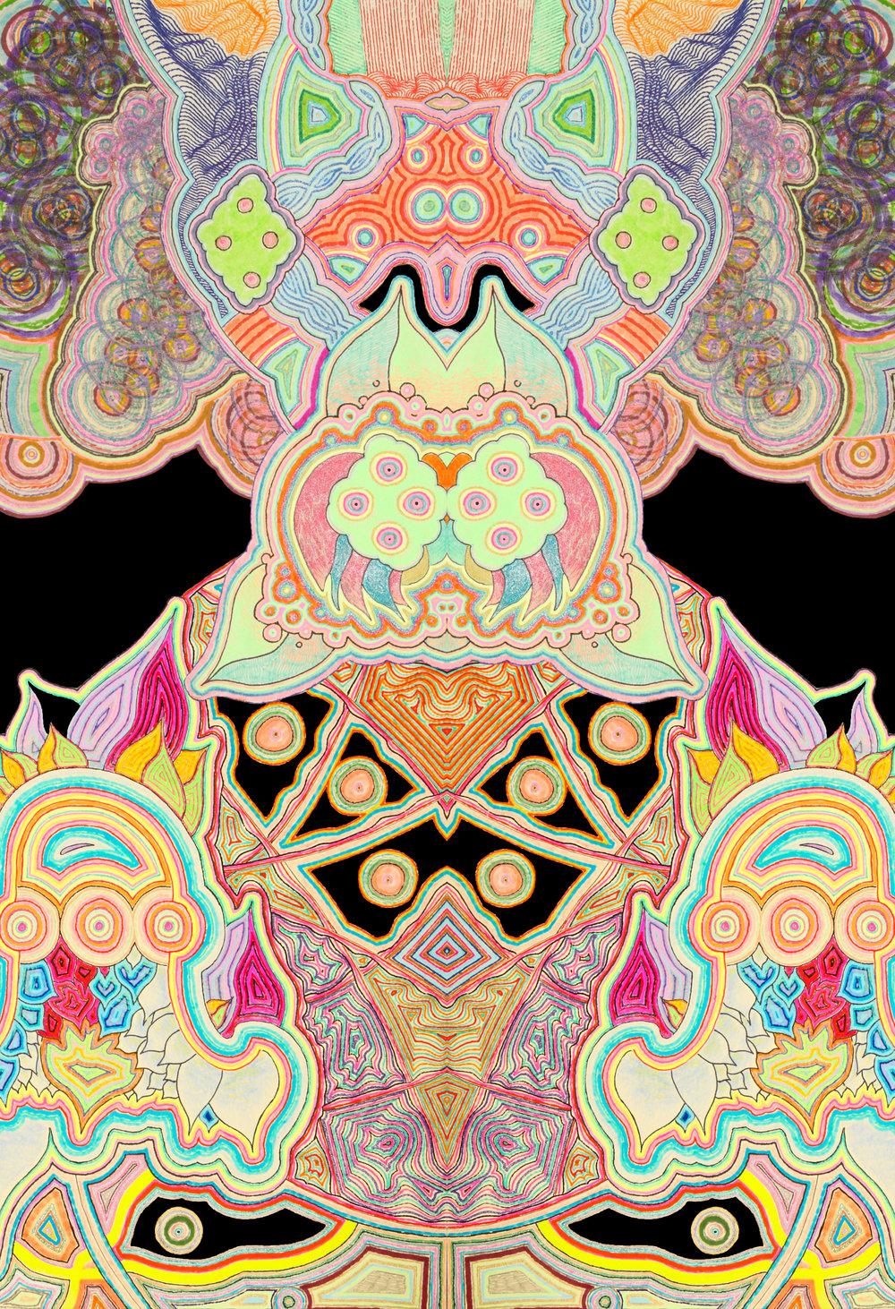 Anemone God #3 2015