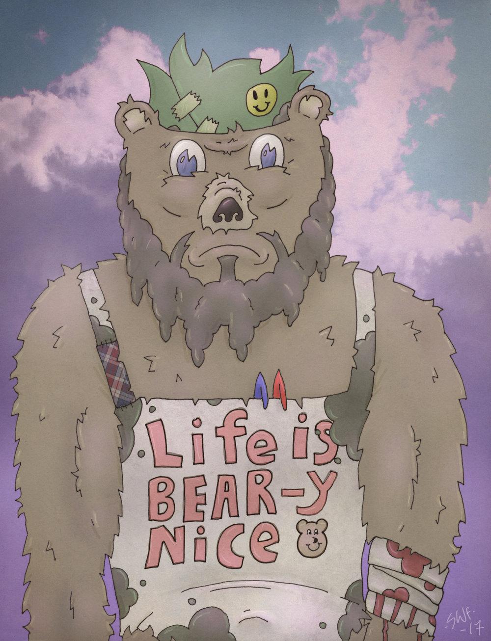 Bear-y Nice 2017
