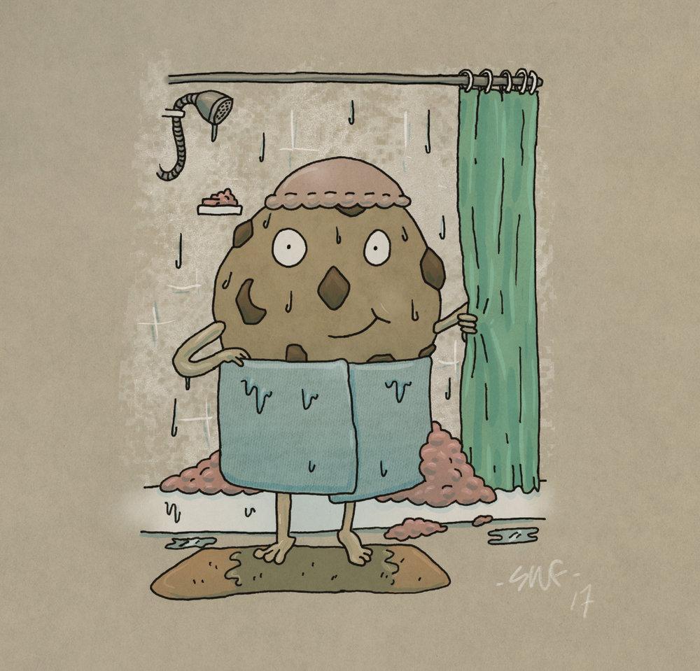 Shower Cookie 2017