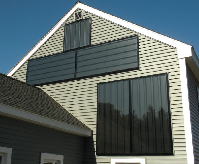 solar hot air heating system.JPG