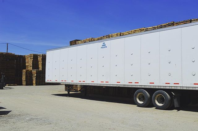 Staging a dry van at your facility allows your company to use the pallets at your own pace, and then request a swap and have a restocked inventory of pallets when you're running low. Visit our website for more info and to request a quote.