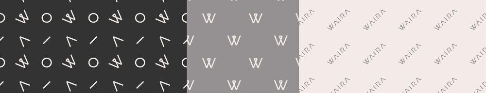 Identidad de Waira - patrones