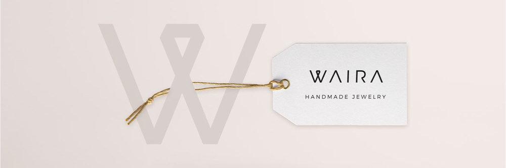 Identidad Waira - etiqueta
