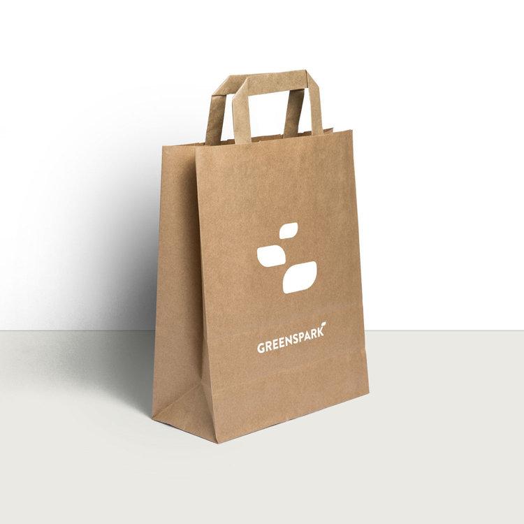 Greenspark - identidad