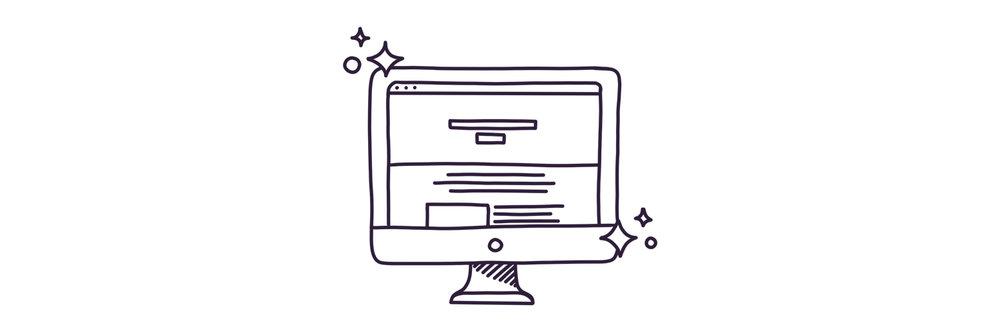 paquete avanzado$1496 – 5 semanas aprox. - ✔︎ Estructura del sitio web✔︎Diseño de 5 secciones: plantearé el diseño de 5 secciones para tu nueva web. Algunas de estas secciones pueden ser: acerca de, contacto, servicios, portafolio, etc. No incluye desarrollo de e-commerce.✔︎ Implementación de diseño en Squarespace: aplicaré el diseño establecido en el sistema de Squarespace.✔︎ Videos de entrenamiento: Crearé una serie de videos para explicarte cómo gestionar tu mismo la página.