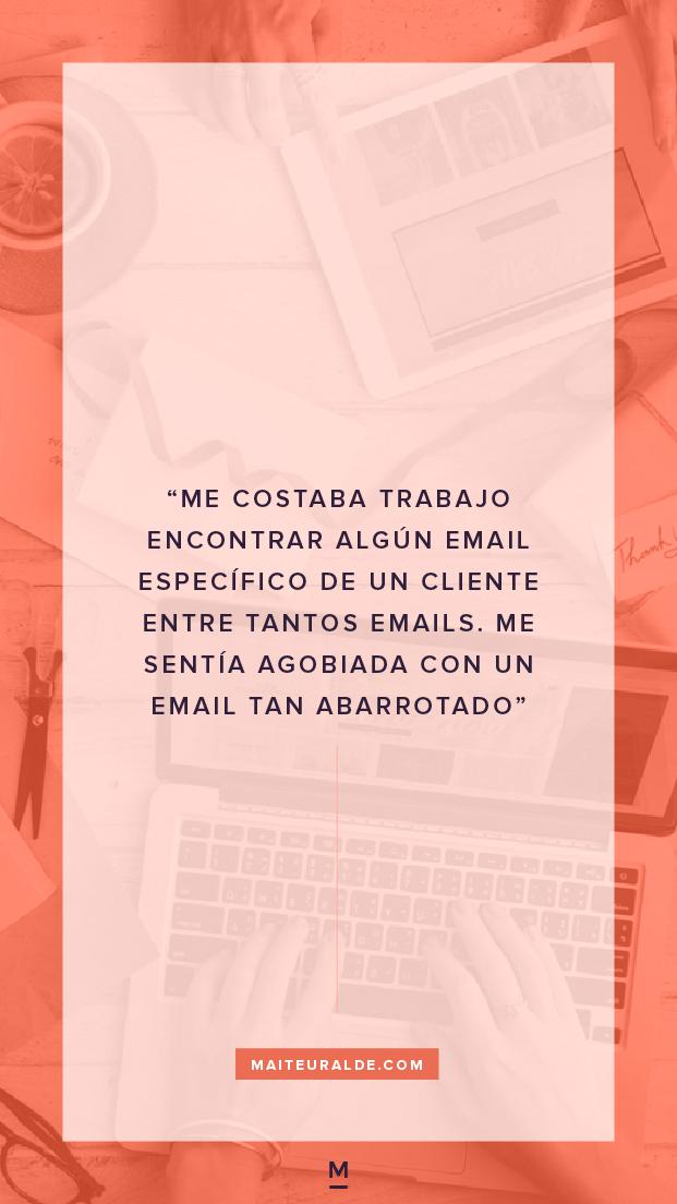 organiza tu email en 5 pasos