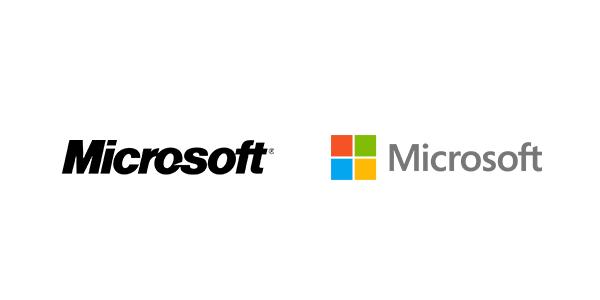 Este fue el caso de Microsoft quienes al rededor del 2012 comenzaron a mejorar la calidad de sus productos y modernizaron su diseño. La compañía con este cambio merecía un nuevo logo que fuera con lo que estaban haciendo y este fue el resultado.