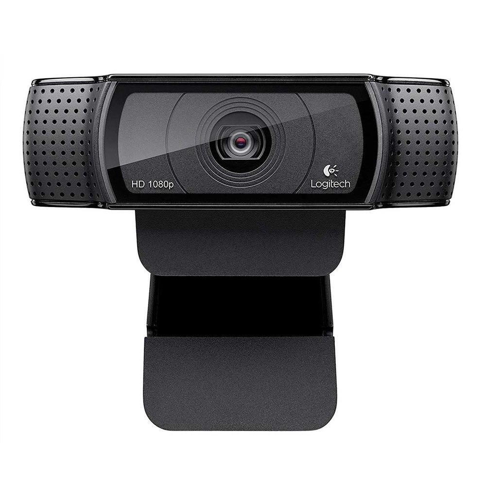 webcam HD - Esta la utilizo para grabar videos, lives y para hacer reuniones. Su calidad de imagen es superior a la de la laptop.