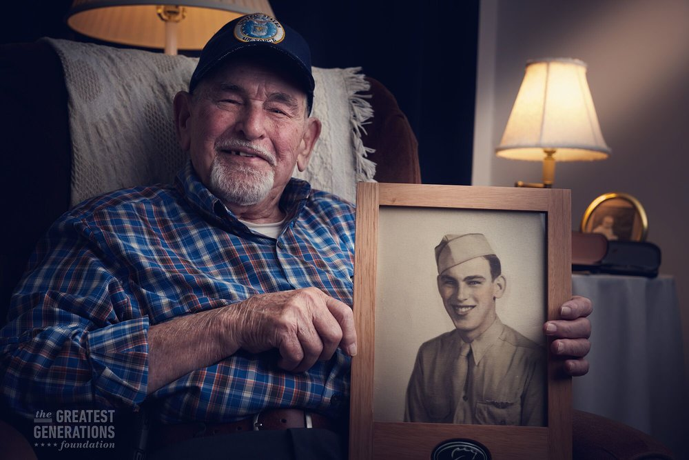 Fred Pfeiffer - Korean War veteran
