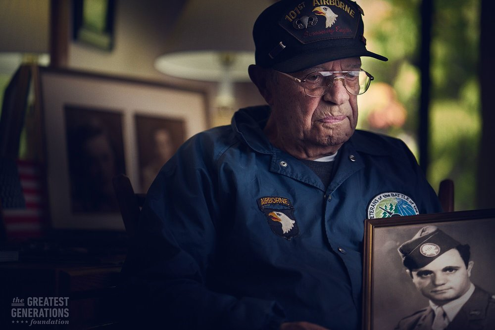 John Cipolla - World War II veteran