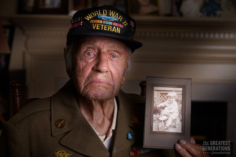 William Statt- World War II veteran