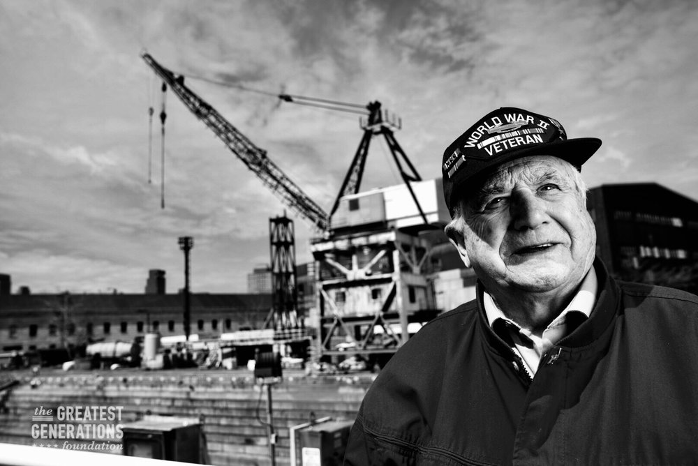 Jack FOY - World War II Veteran Rochester