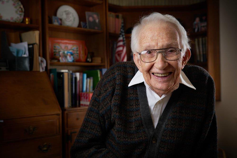 Harry Starkey - World War II Veteran
